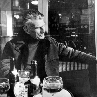 BECKETT: The Opening Credits To An Imaginary 1972 Cop Show Starring Samuel Beckett