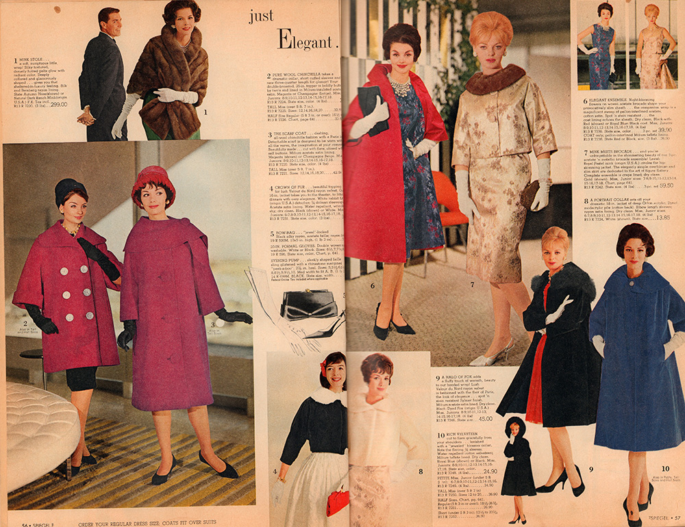 Lessons In Class The 1961 Spiegel Catalog