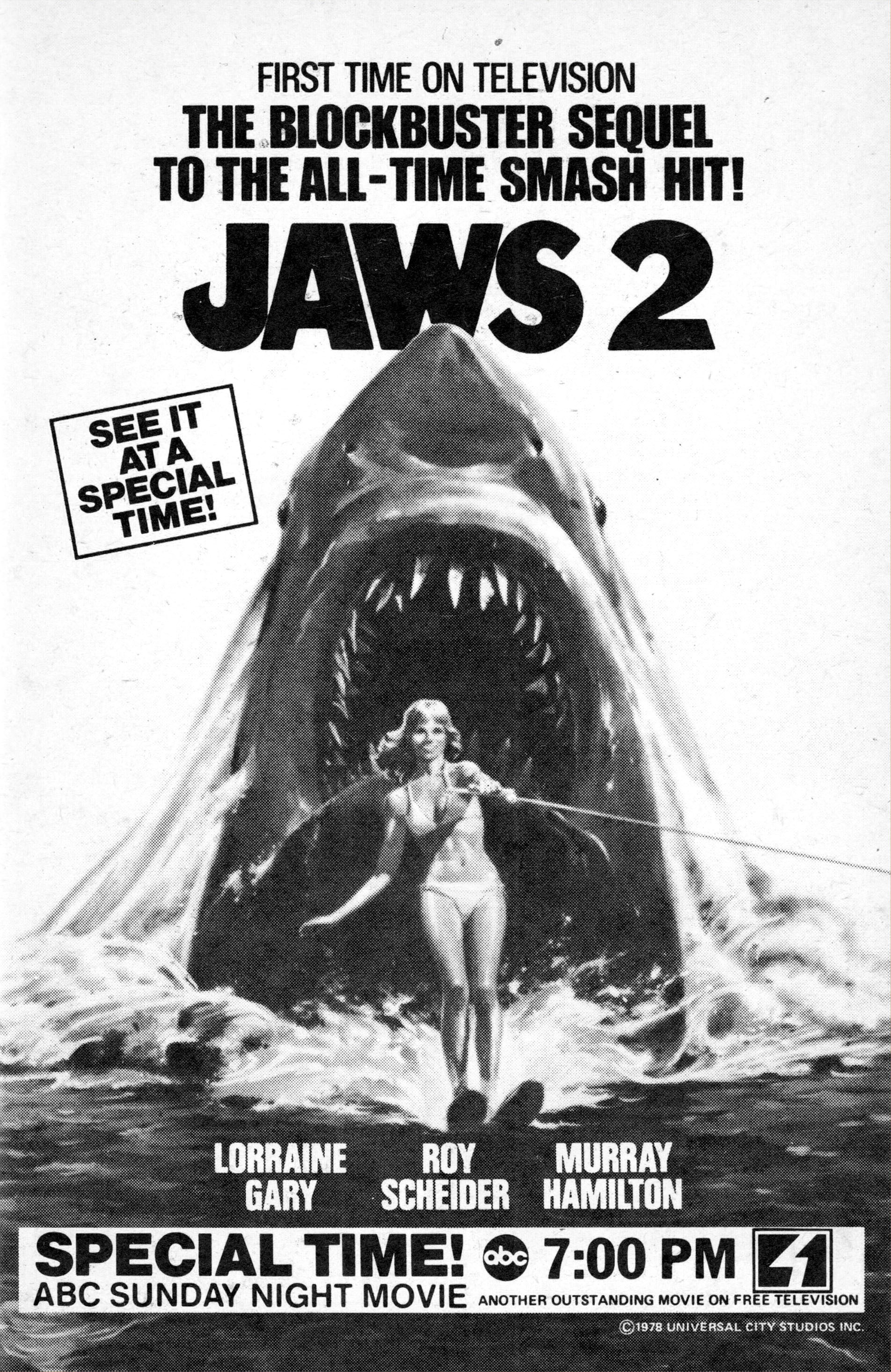 Jaws 2 movie