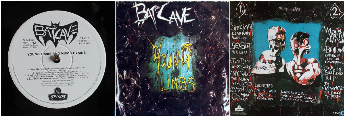The Batcave: Young Limbs And Numb Hymns