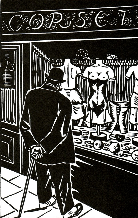 The City by Frans Masereel