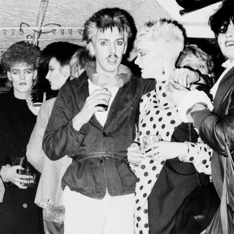 To The Batcave: The 1980s London Club Where Outsiders Could Be Themselves