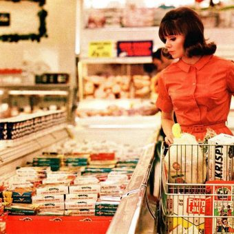 Grocery Shopping Yesteryear: An Eclectic Look Back Down the Aisles