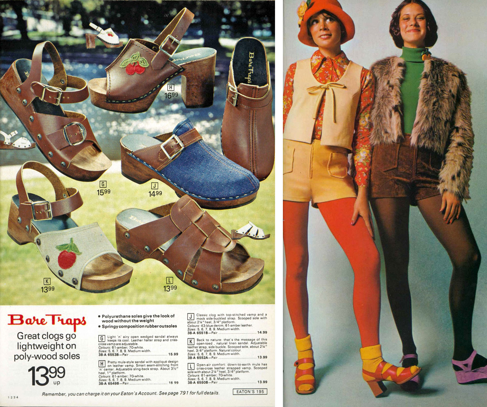 f5b7f54963bb3 Platforms: The Official Footwear of the '70s - Flashbak