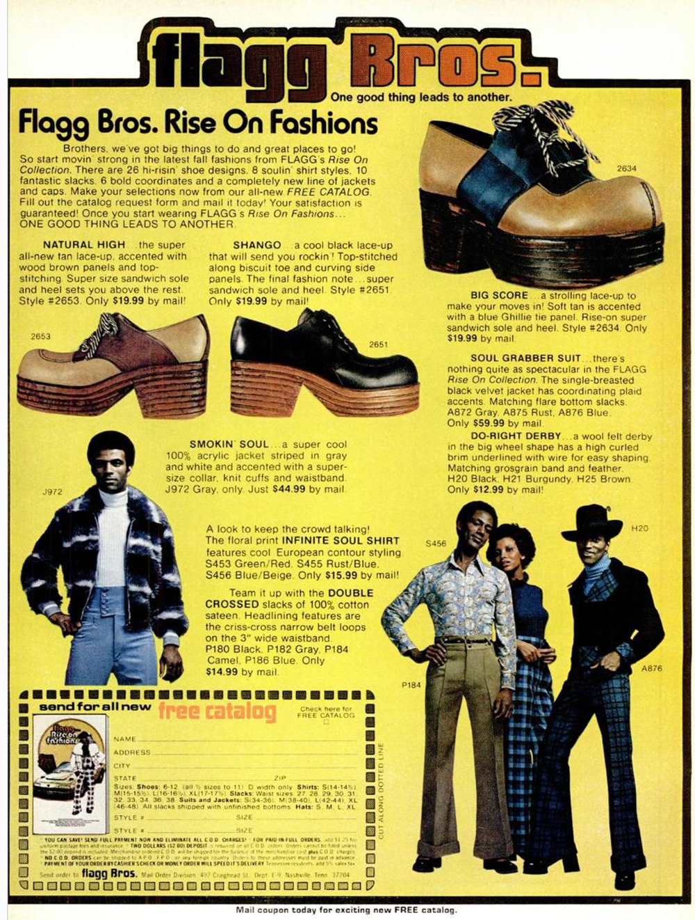 platform shoe flagg bros
