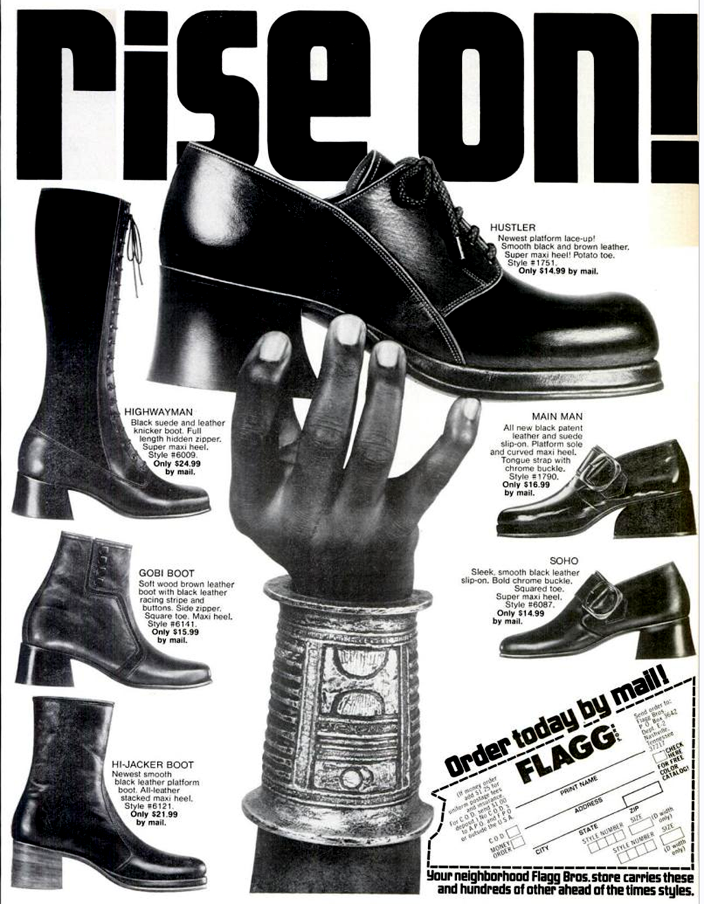 Platforms  The Official Footwear of the  70s - Flashbak 5dbbaa9d5c