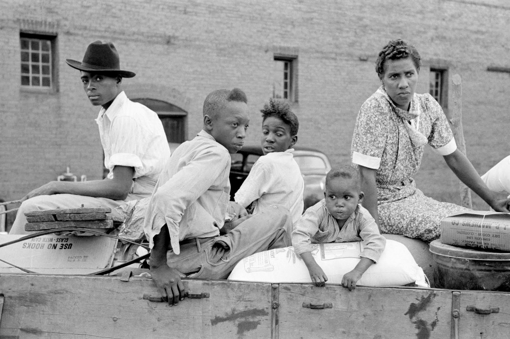 rice festival 1938 russell lee a