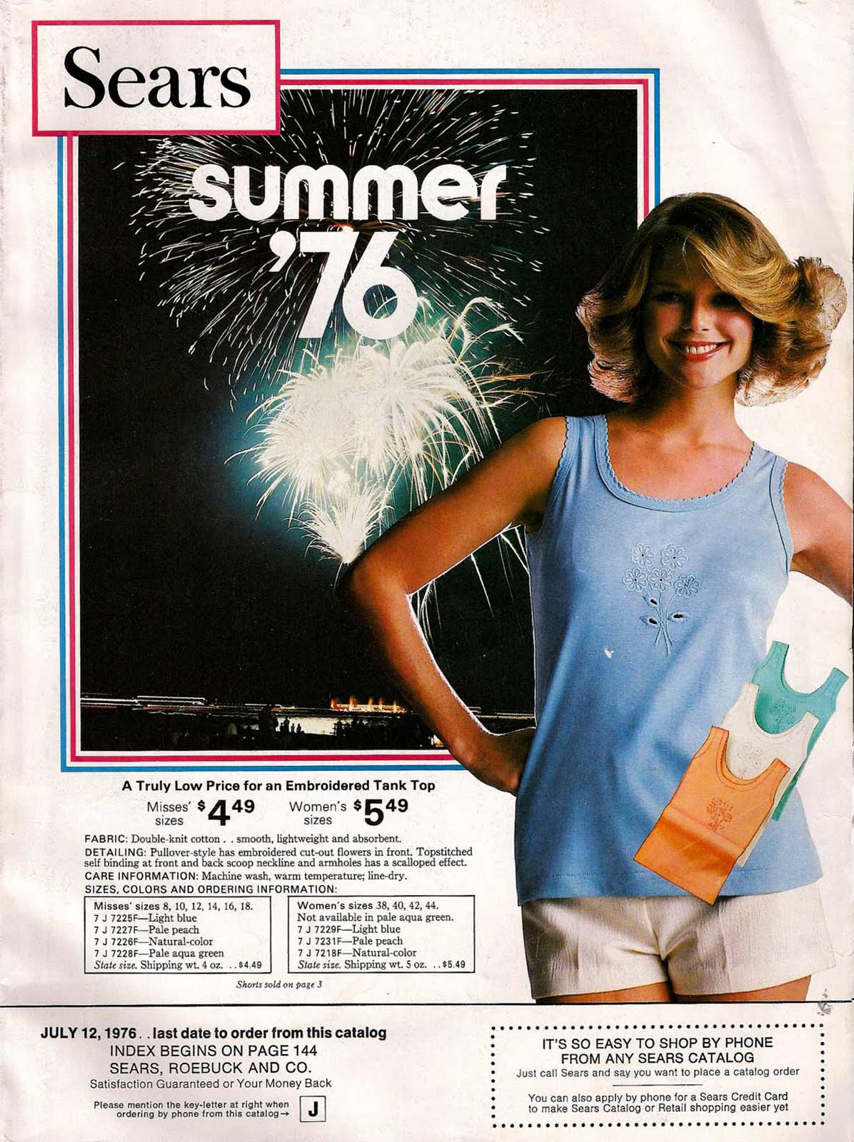 sears 1976 cover