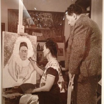 Frida Kahlo's Stunning Tribute To Diego Rivera
