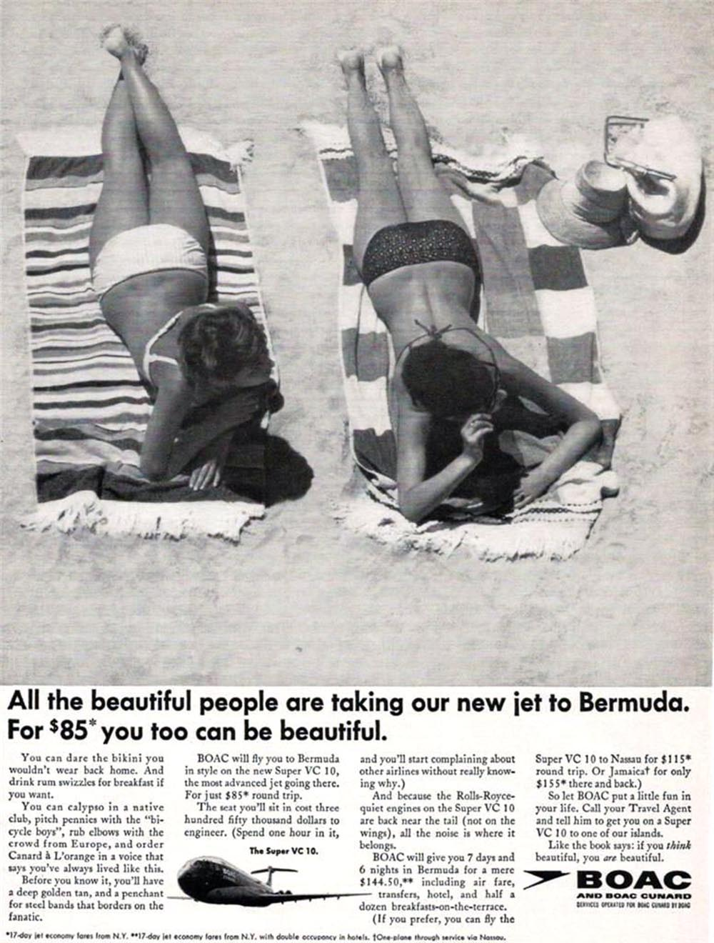 1966 BOAC Airlines