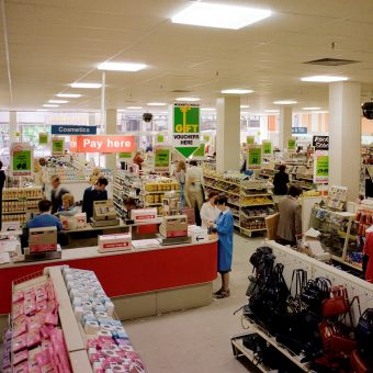 Splendid 20th Century Pictures of British Woolworths