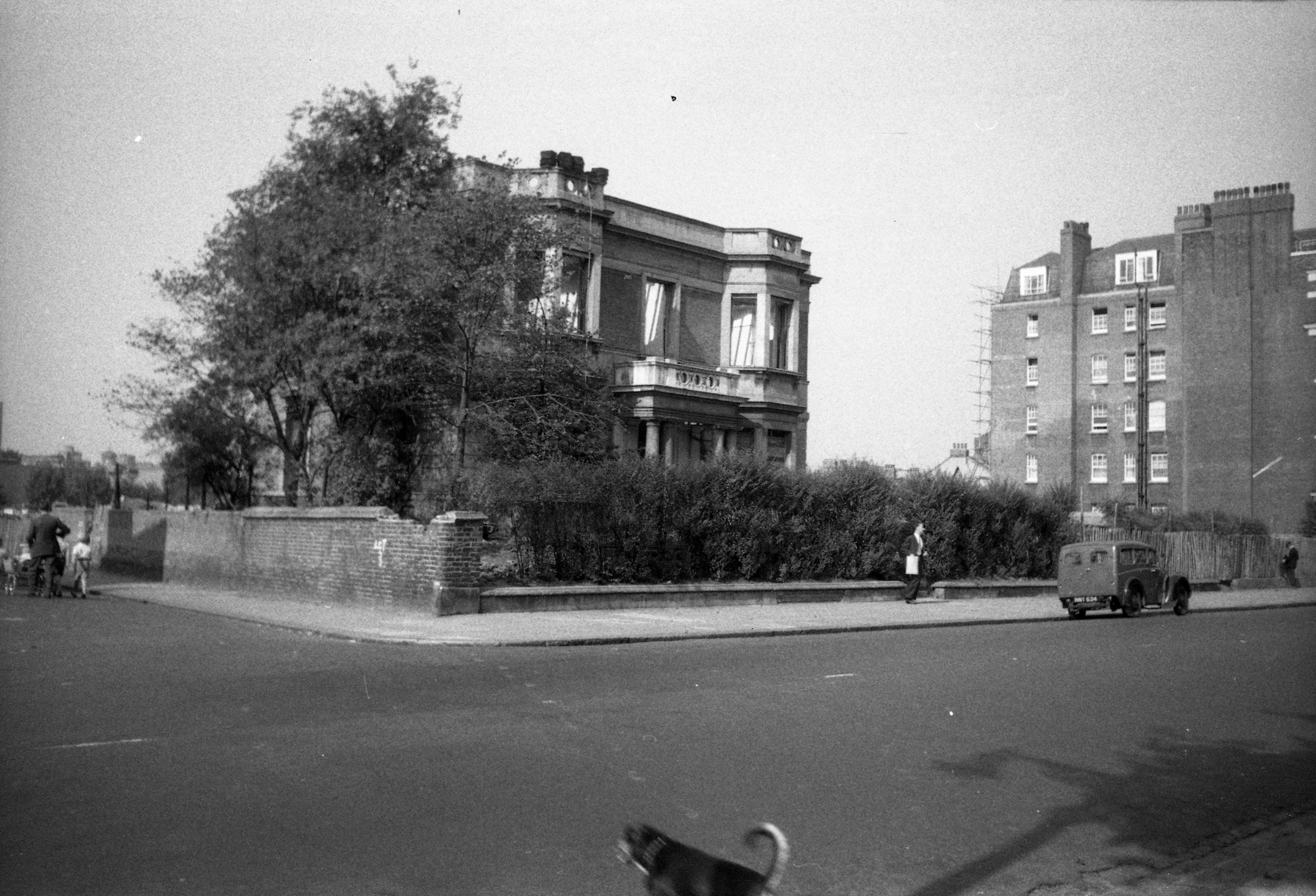 Another Time Another Place Photos Of Battersea In The