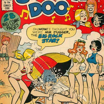 Groupie-Doo, The Irreverent Archie Parody from 1975