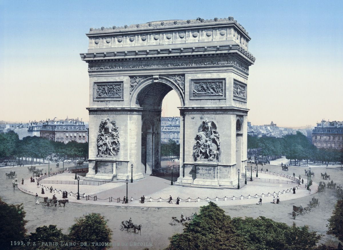 Arc de Triomphe, Paris copy-26