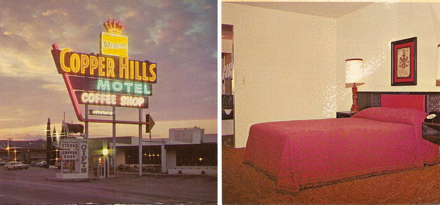 A Look Inside Hotel Amp Motel Rooms Of The 1950s 70s
