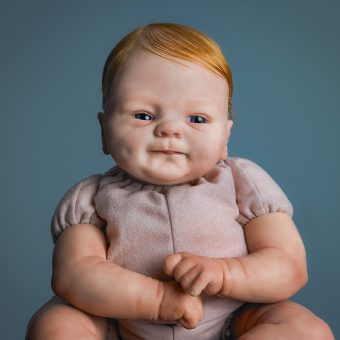 Cradling Hyper-Realistic Babies In Uncanny Valley