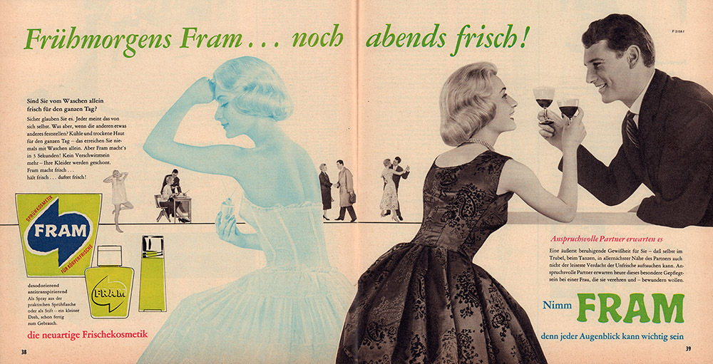 Constanza magazine Germany April 1958 (7)