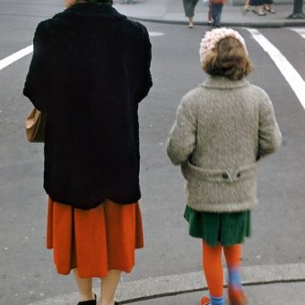 Shoppers, Voyeurs and Loiterers: Vancouver in Color – 1953-1969