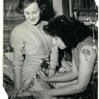 Jessie Knight – Britain's Greatest Female Tattooist