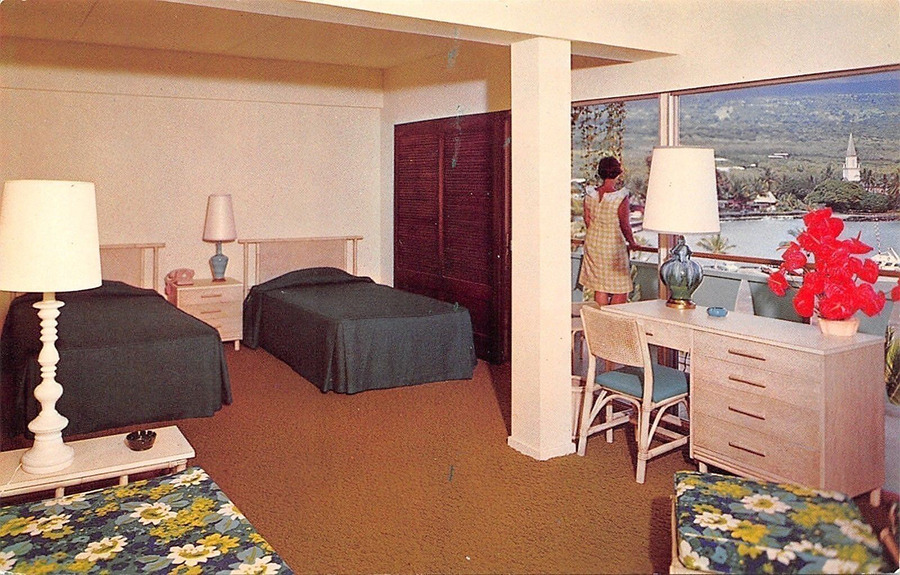 A Look Inside Hotel Amp Motel Rooms Of The 1950s 70s Flashbak