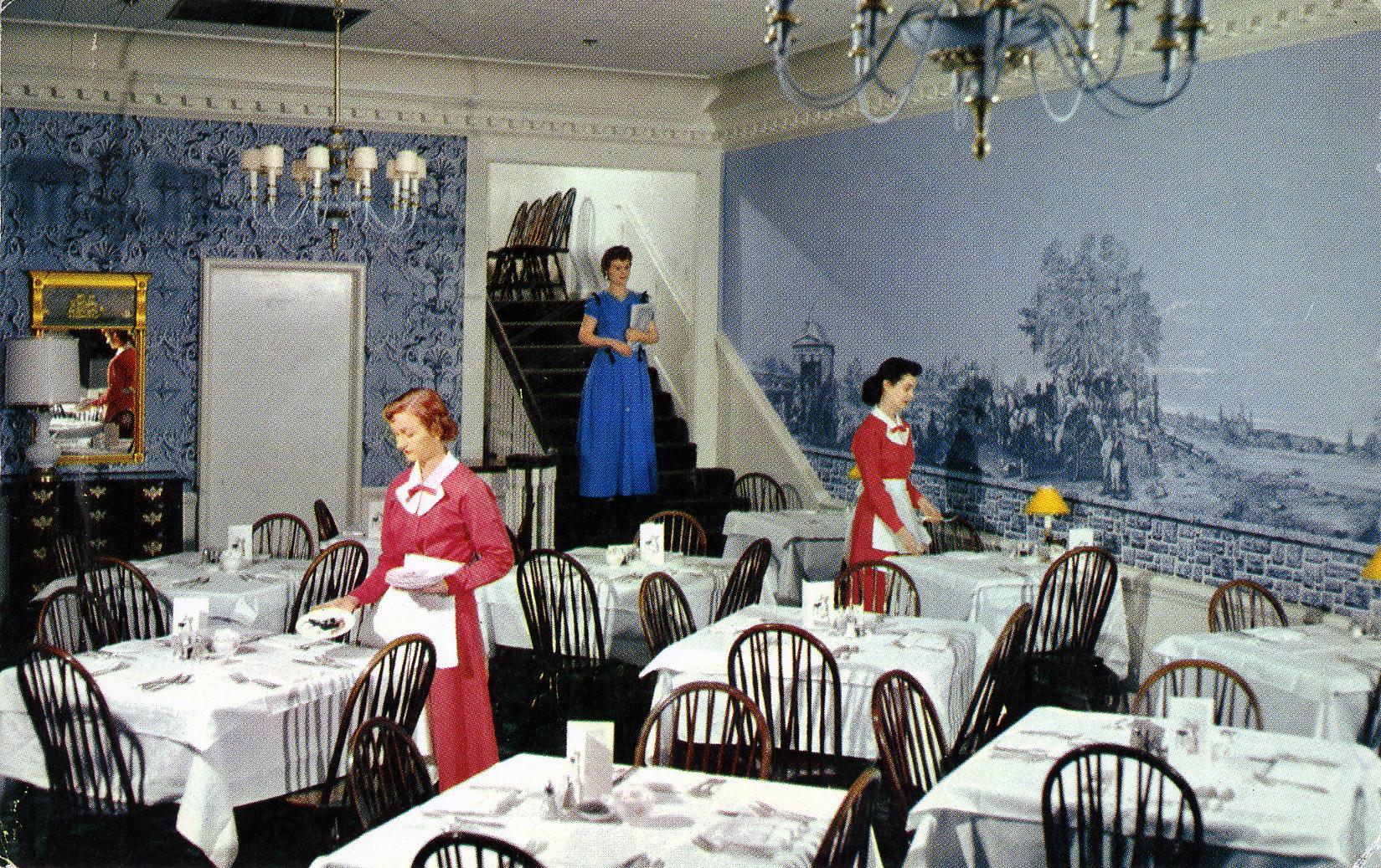 Harding's Colonial Room Chicago IL 21 South Wabash Avenue