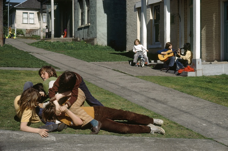 New Westminster - 1973