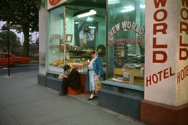 New World Confectionery, 1965