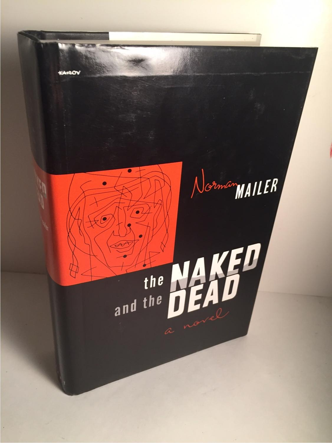 Norman Mailer naked and the dead first issue