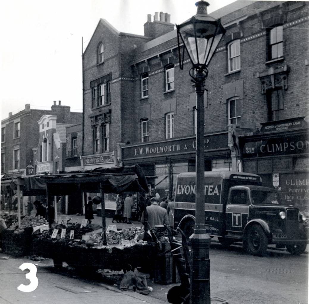 Notting Hill Woolworths 1958