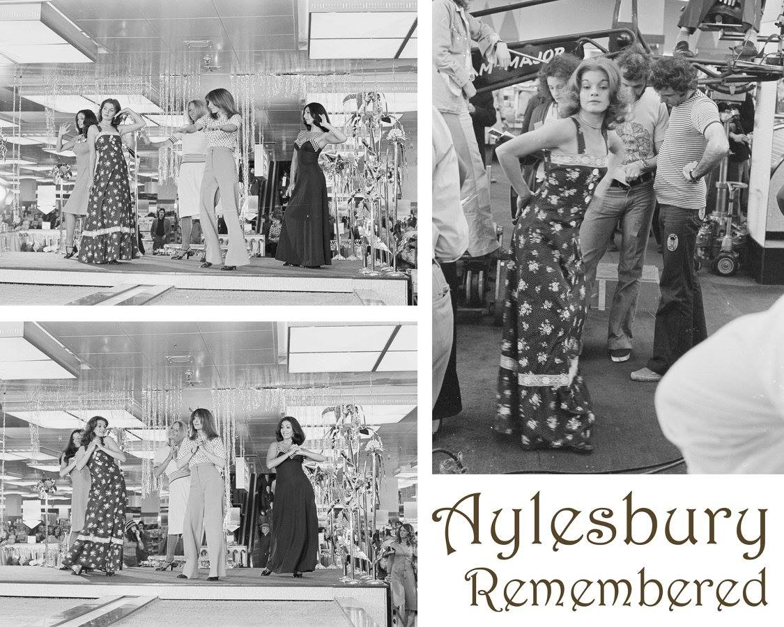 Pan's People at Woolworths in March 1975