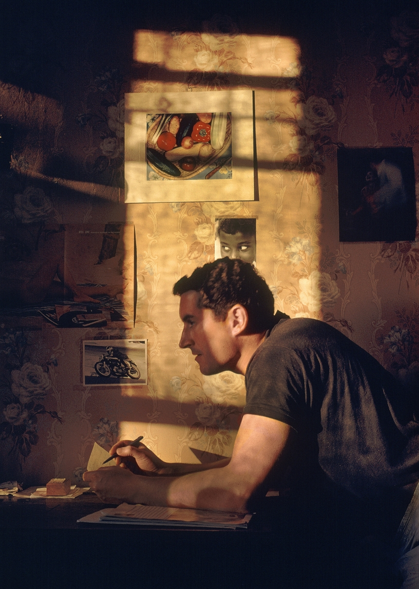 Self portrait, 1959