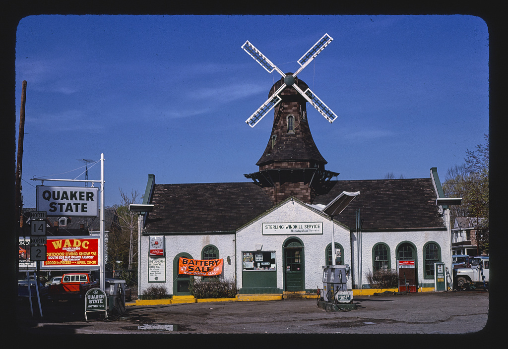 Sterline Windmill Service 1978