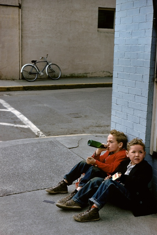 Two Boys 1960