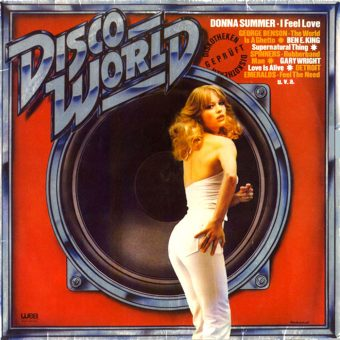 25 Wild & Wonderful Disco Records from Around the World