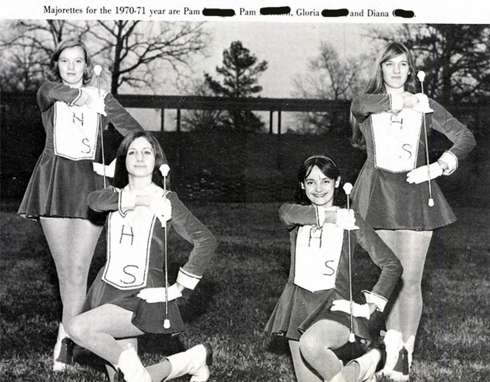 High School Life 1970-1972: Yearbook Pictures From Your ...
