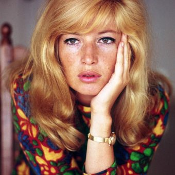'Ethereal, Cool and Detached' – Pictures of Monica Vitti