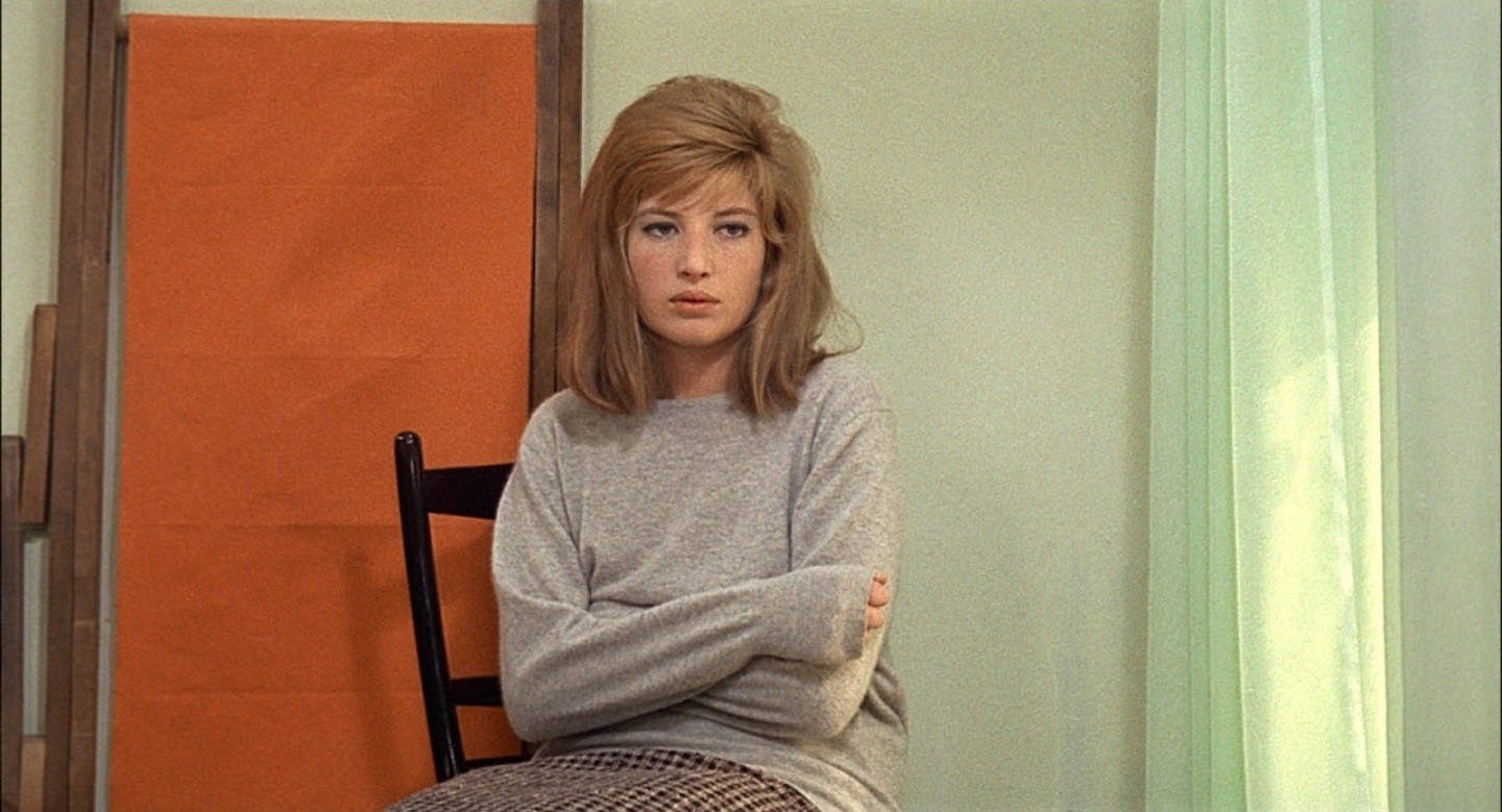Monica Vitti, 1964 Photo by Marisa Rastellini