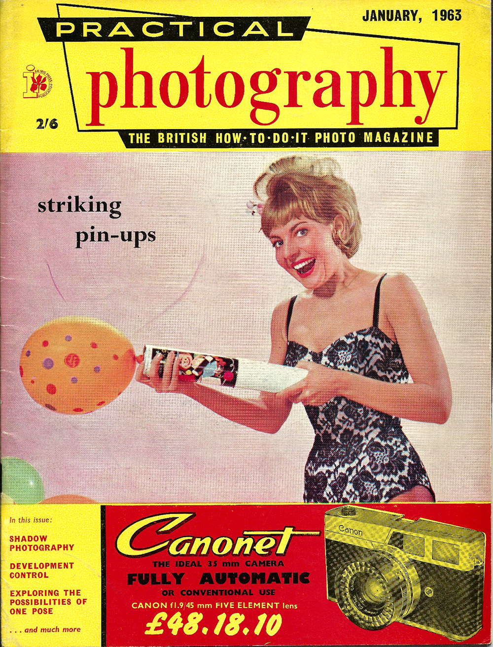 practical photography january 1963