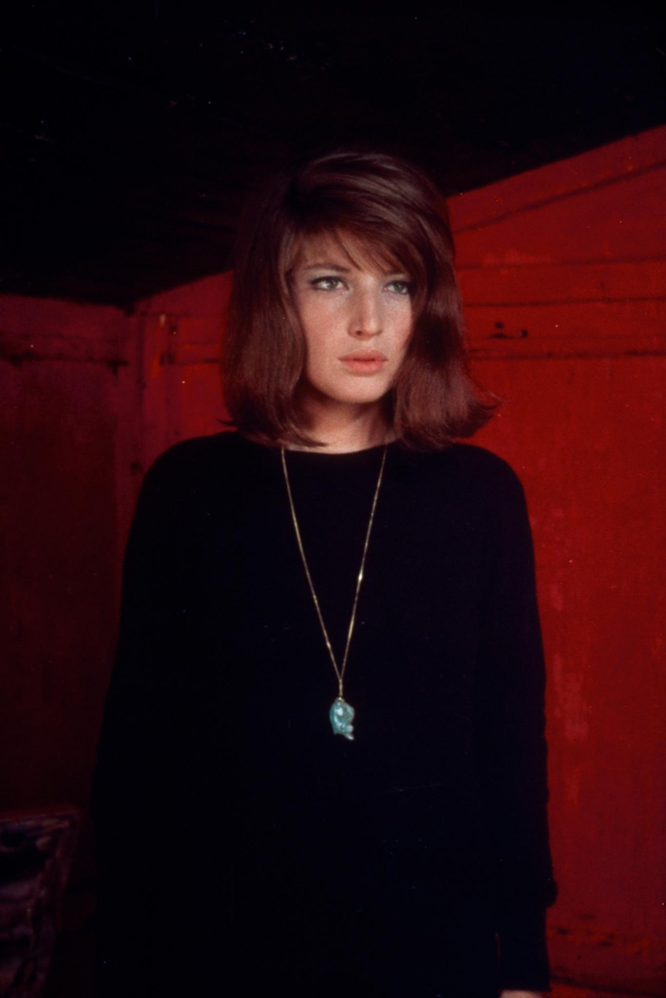 Monica Vitti in Red Desert