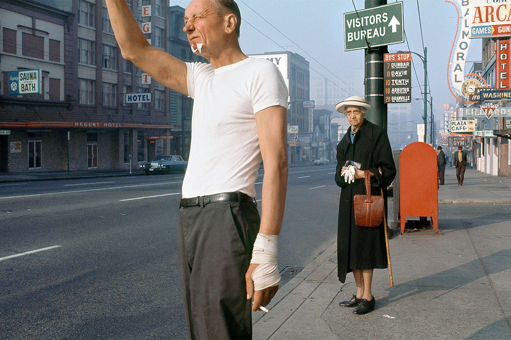 Man with Bandage, 1968
