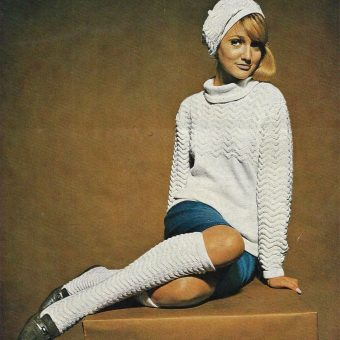 Sexy Sixties Sweater Sirens