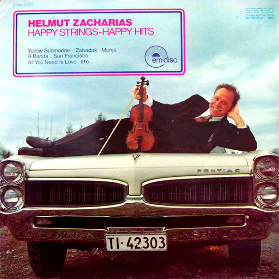 vintage vinyl cars on album cover (4)