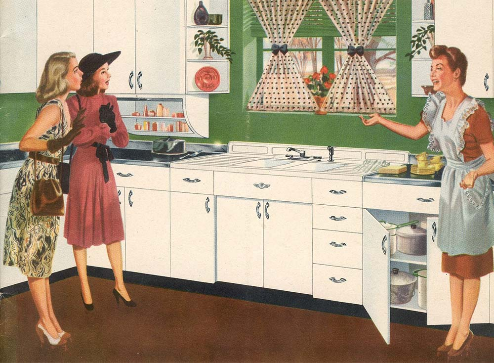 074 Youngstown Kitchen Catalog 1947