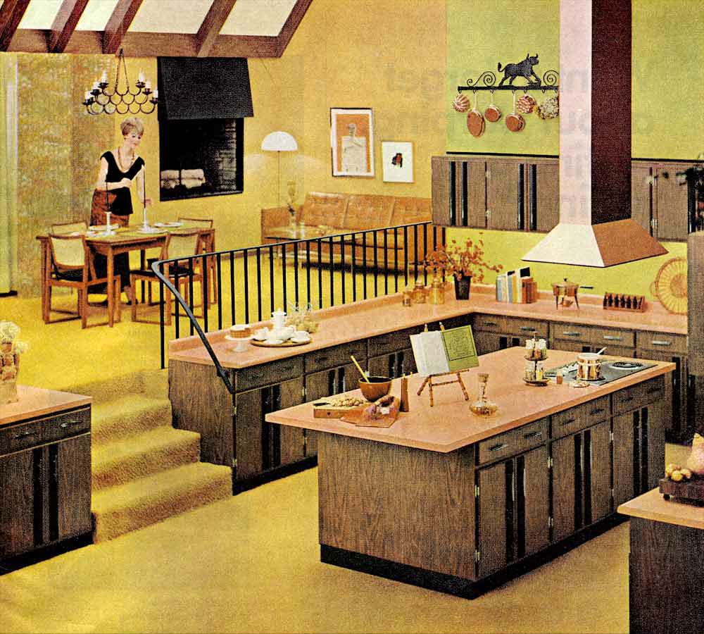 1958 kitchen