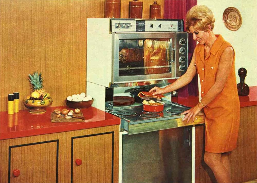 1968 kitchen