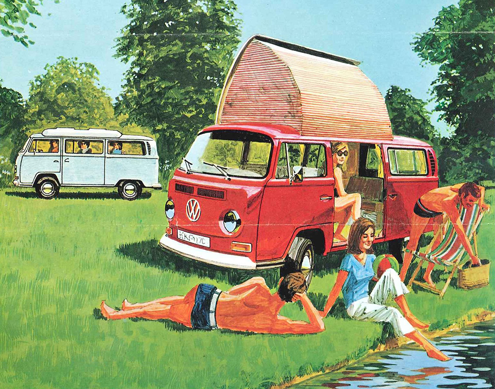 1971 Dormobile (UK)