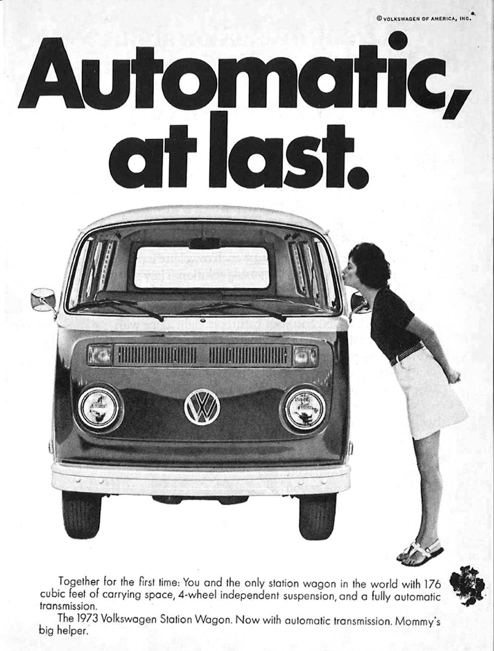 1973 automatic at last
