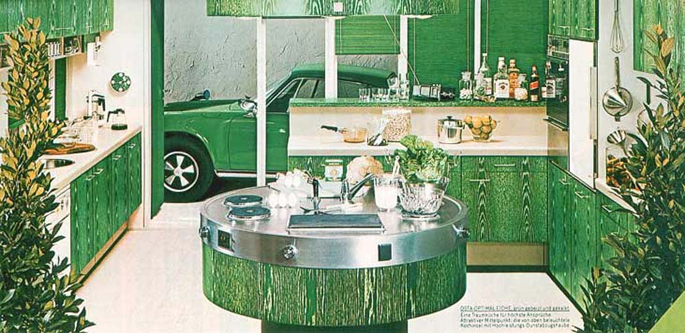 1974 kitchen
