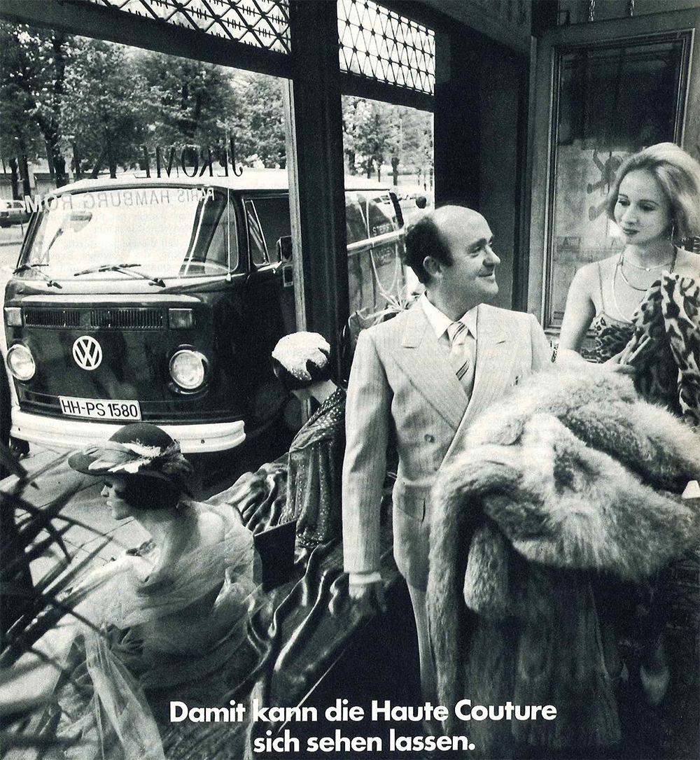 1978 German ad