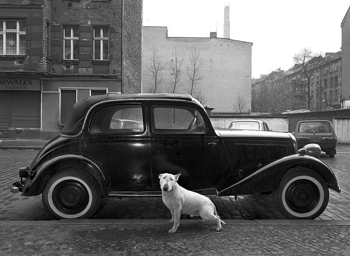 East GErmany 1980s